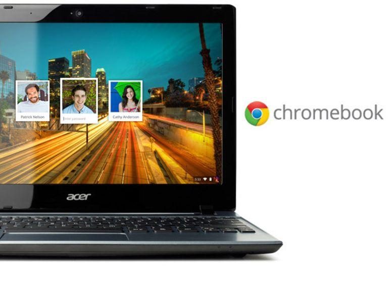 Le Chromebook Acer C7 se dote d'un SSD