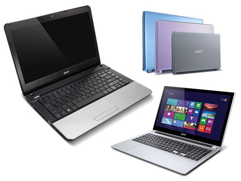 Acer dévoile ses PC portables Aspire V5 et E1