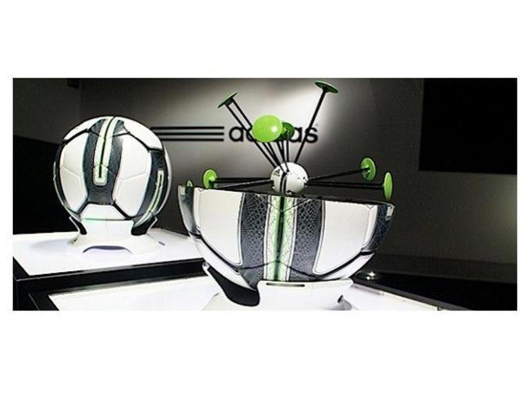 Un Ballon De Foot Connecté Signé Adidas Cnet France