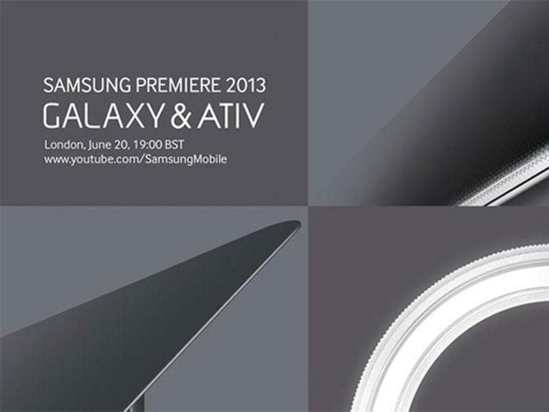 Samsung révélera ses nouvelles gammes de produits sous Android et Windows 8 le 20 juin