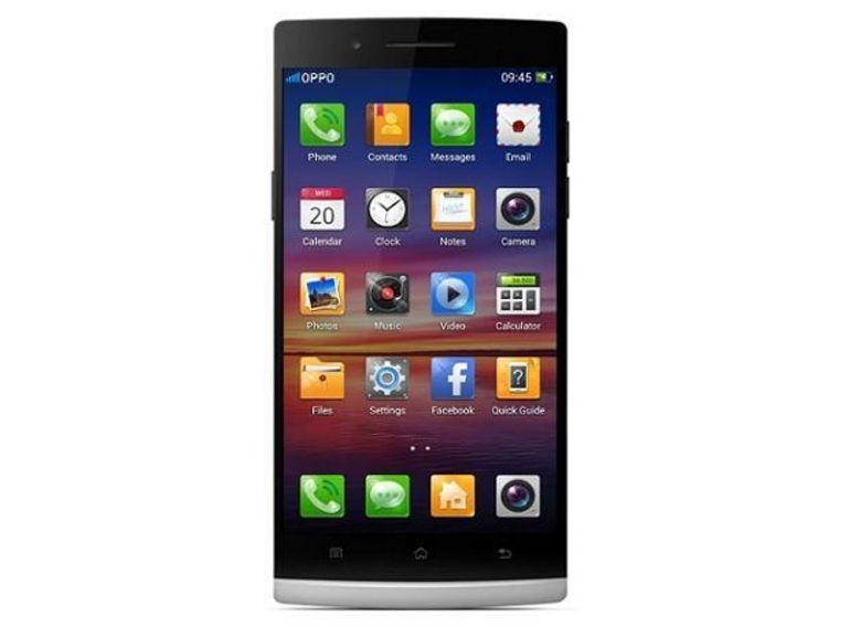 Oppo Find 5 : un smartphone Full HD à 399€