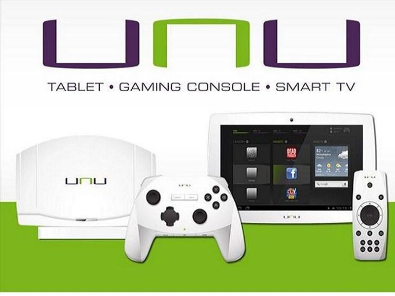 E3 2013 : Sunflex Europe présentera Unu, un système de tablette/console/smart TV