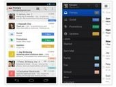 Gmail : la nouvelle interface en images