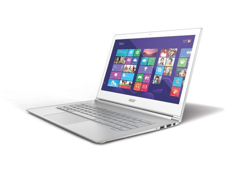 Computex 2013 : Acer dévoile ses Aspire S3 et S7, des ultrabooks à puce Haswell