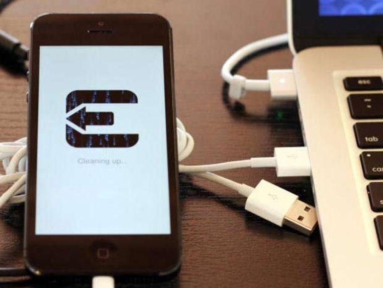Hacker un iPhone en moins d'une minute, c'est possible