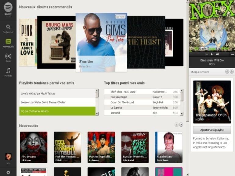 Spotify supprime sa limitation de 5 écoutes par titre