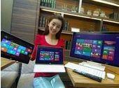 Computex 2013 : LG dévoile ses Tab-Book H160 et Z160 et son ultrabook Z360