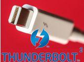Thunderbolt 3 d'Intel : un débit de 40 Gbits/s et un nouveau connecteur ?