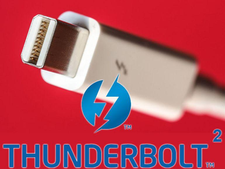 Thunderbolt 2 : la technologie d'Intel intégrée dès la fin de l'année