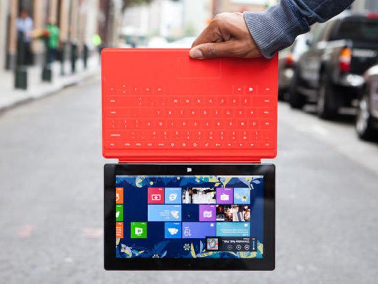 Windows 8.1 : Office intégré sur les petites tablettes et Outlook sur Windows RT