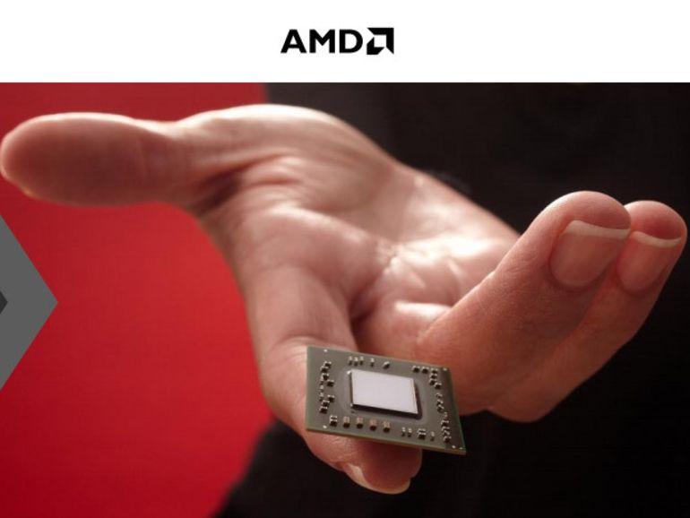 AMD pourrait produire des processeurs pour Chrome et Android