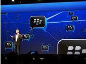 Cafouillages sur la sortie de BlackBerry Messenger pour Android et iOS