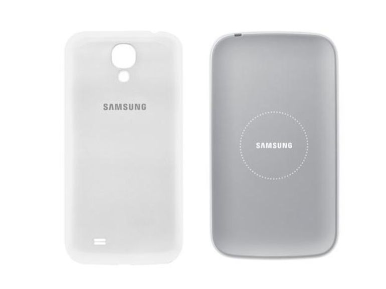 Le Galaxy S4 a son chargeur sans fil