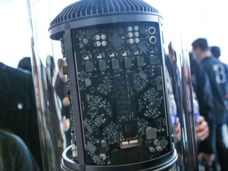 Apple met à jour son Mac Pro