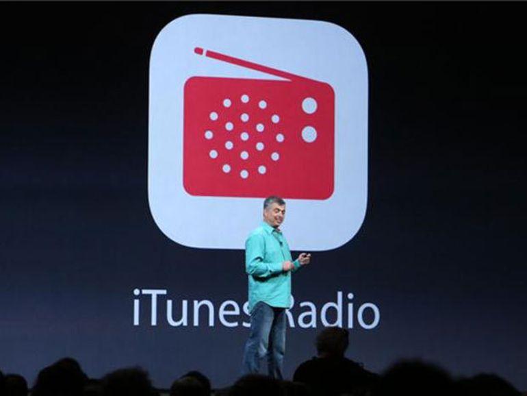 iTunes Radio : Apple se lance dans la musique en streaming