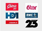 TNT HD : six chaînes HD en plus dans l'Ouest de la France