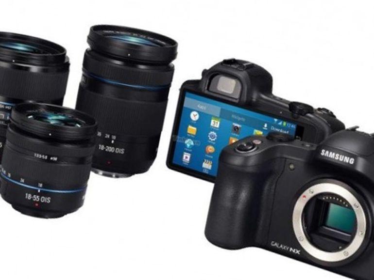 Le Galaxy Camera 2 serait un appareil photo hybride