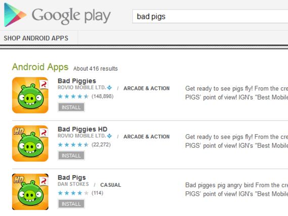 Bad Piggies : le retour du malware sur Android