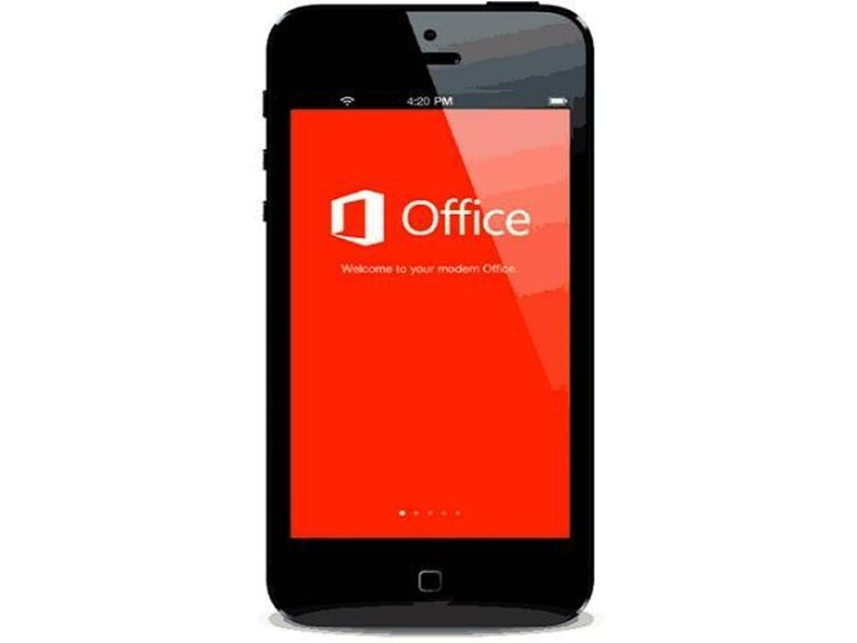 Microsoft : Office 365 est maintenant disponible sur iPhone