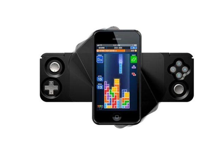 Caliber Advantage : une première manette de jeu iOS 7 signée iFrogz