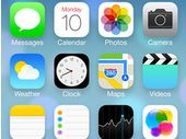 Vidéo: iOS 7 bêta sur iPad