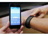 Foxconn présente sa propre smartwatch connectable à l'iPhone