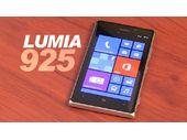 Nokia Lumia 925 : prise en main