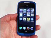 ZTE Open : le premier smartphone Firefox OS en vente