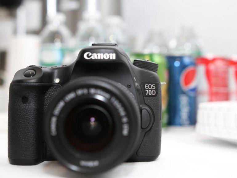 Canon dévoile son reflex EOS 70D