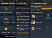 L'appli Facebook Android épinglée par Norton