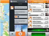 Voxer : l'application talkie-walkie