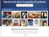 Facebook déploie le Graph Search à plus grande échelle