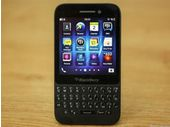 Le BlackBerry Q5 disponible en France