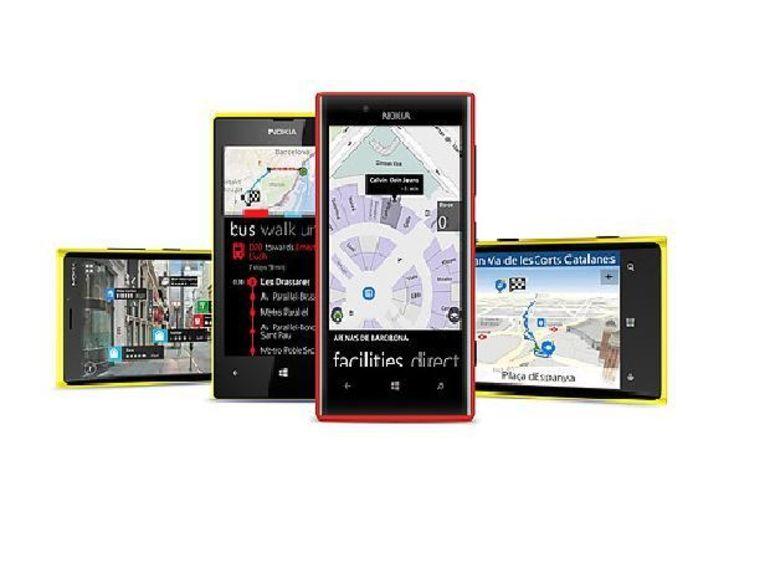 Here Drive, la solution de navigation de Nokia pour tous les Windows Phone 8