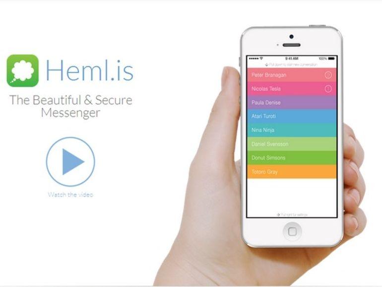 Hemlis : des messages cryptés pour protéger ses données