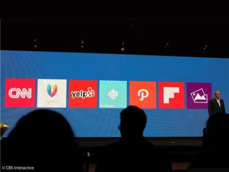 Windows Phone 8 : les applications Flipboard, Hipstamatic, Path et Vine sont confirmées