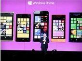 Windows Phone 9 : Microsoft envisagerait de repartir de zéro