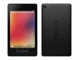 Nexus 7 2 : nouvelle fuite donnant photos, prix et disponibilité