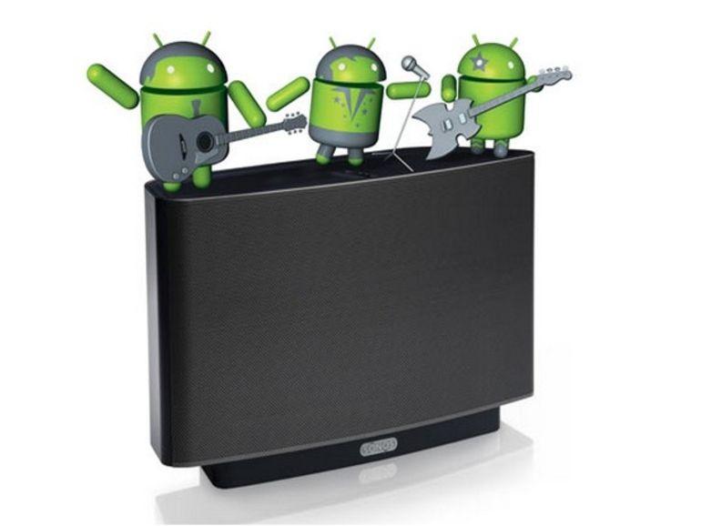 Sonos : mise à jour majeure de l'application Android