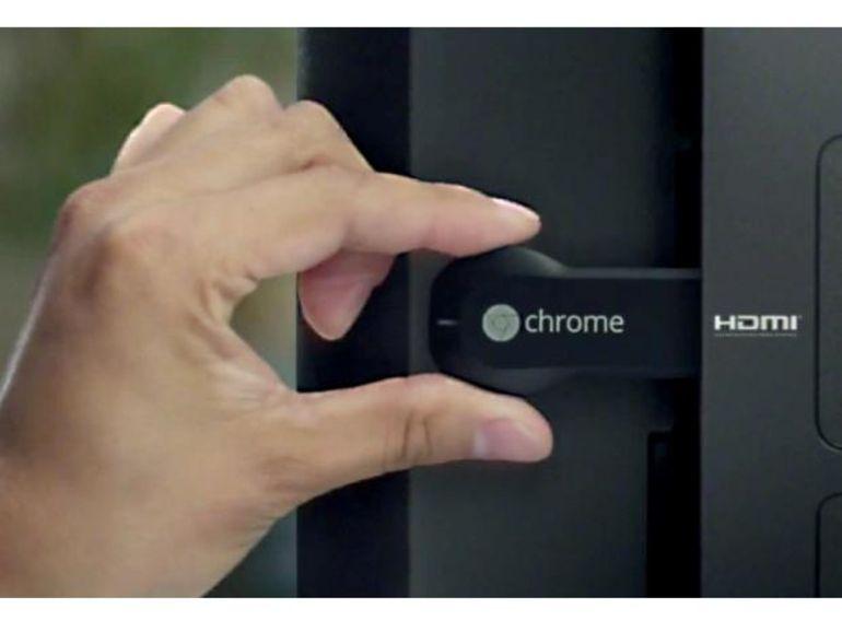 Google Chromecast pourra lire vos vidéos stockées sur votre ordinateur
