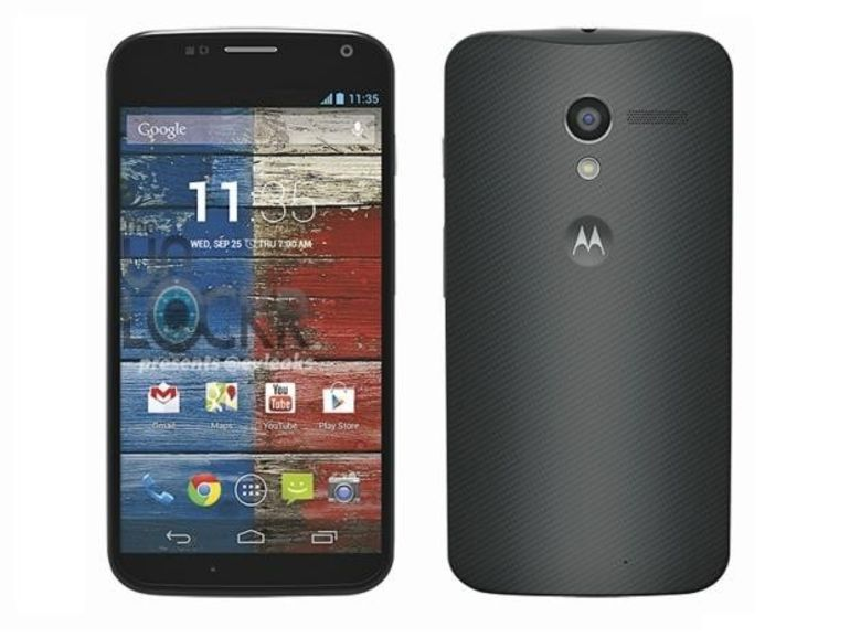 Le Moto X arrive... mais pas en France