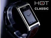 La Hot Watch : la montre connectée qui obéit aux gestes