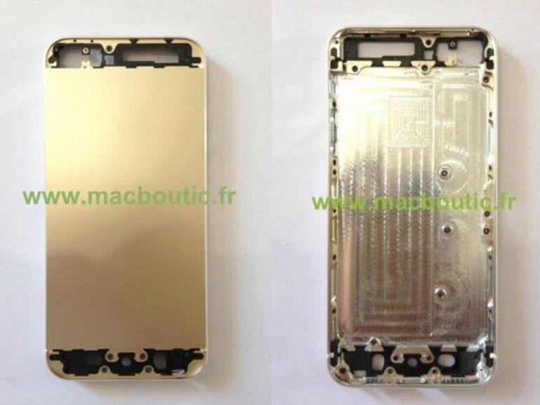 iPhone 5S : une couleur or et 128 Go de mémoire ?