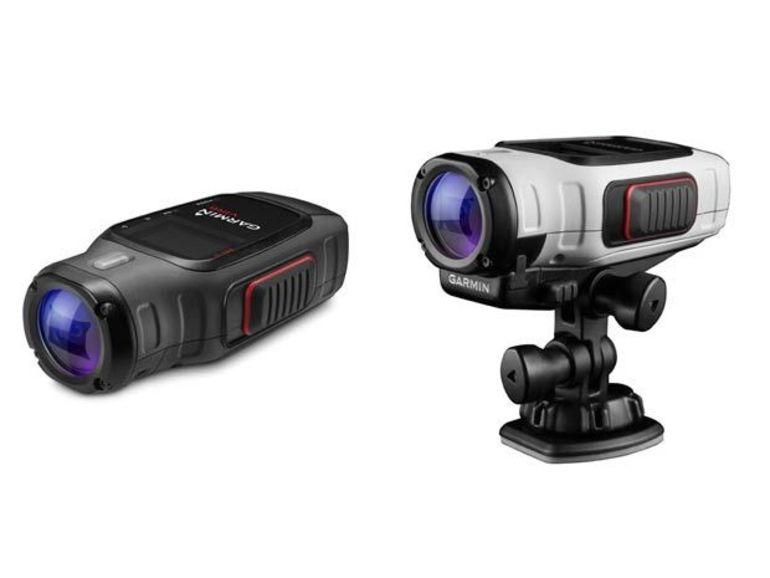 VIRB et VIRB Elite, les caméras d'action de Garmin