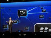 BlackBerry Messenger se rapproche des Galaxy de Samsung