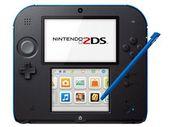 Nintendo 2DS : une 3DS, la 3D en moins