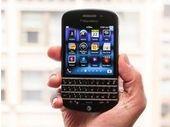 BlackBerry Q10 : des ventes au point mort