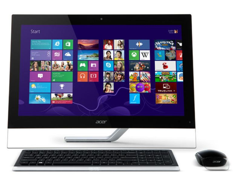 IFA 2013 : un PC all-in-one tactile chez Acer, le U5-610