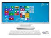 IFA 2013 : LG présente le V960, un PC tout-en-un au format 21/9 et trois moniteurs