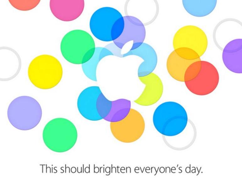 Keynote Apple du 10 septembre : c'est officiel